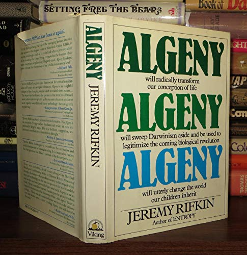 9780670108855: Algeny: A New Word--A New World