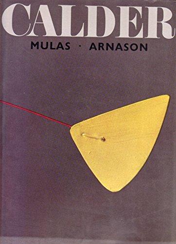 Calder.: MULAS, Ugo (photographs and design).
