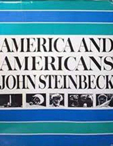 America and Americans: Steinbeck, John
