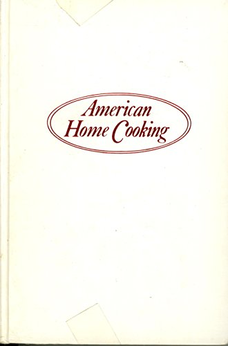 9780670119622: American Home Cooking