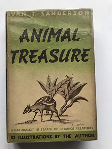 9780670127344: Animal Treasure