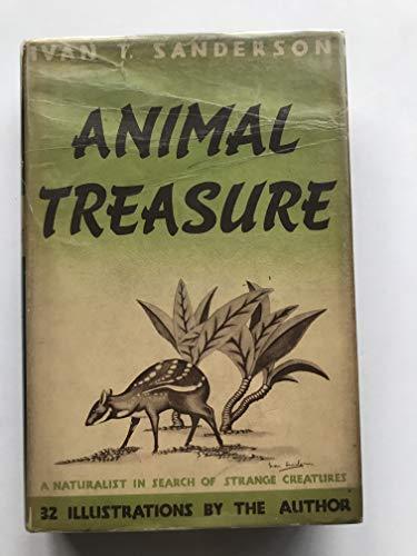 Animal Treasure: Sanderson, Ivan T.