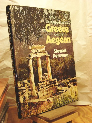 9780670130504: Archaeology of Greece and the Aegean (A Studio book)