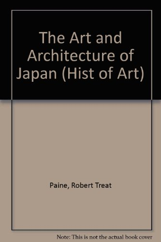 9780670133956: The Art and Architecture of Japan: 2 (Hist of Art)