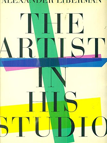 9780670136308: The Artist in His Studio
