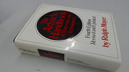 9780670136667: Artist's Handbook of Materials and Techniques