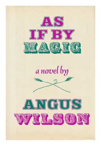 9780670137251: As If By Magic: 2