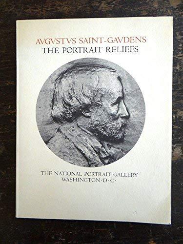 9780670141432: Augustus Saint-Gaudens: The Portrait Reliefs