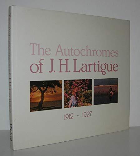 9780670142507: The Autochromes of J. H. Lartigue, 1912-1927