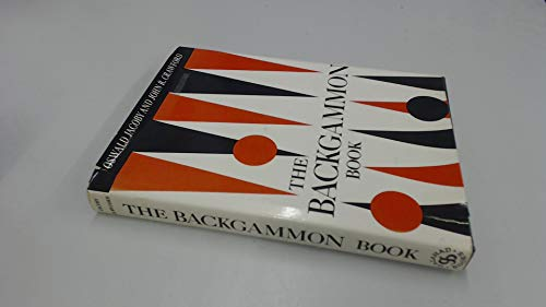 9780670144099: The Backgammon Book