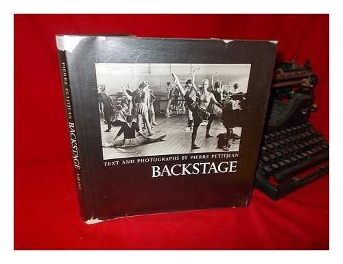9780670144433: Backstage
