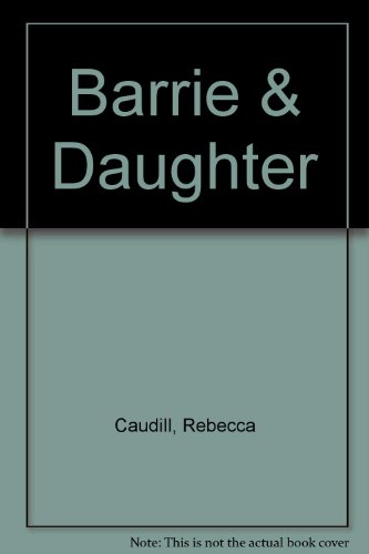 9780670148240: Barrie and Daughter: 2