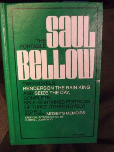 9780670156160: Title: The Portable Saul Bellow