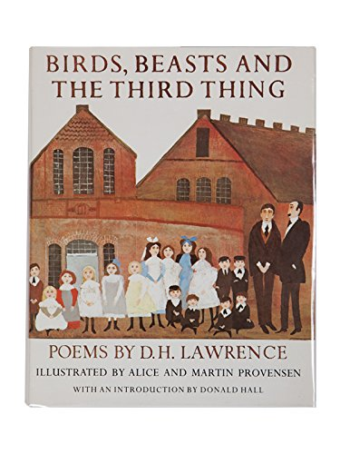 9780670167791: Birds, Beasts and the Third Thing