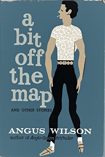 A Bit of the Map : And other Stories: wilson, angus