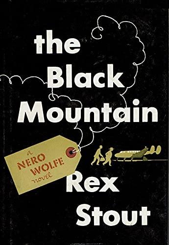 9780670172580: The Black Mountain