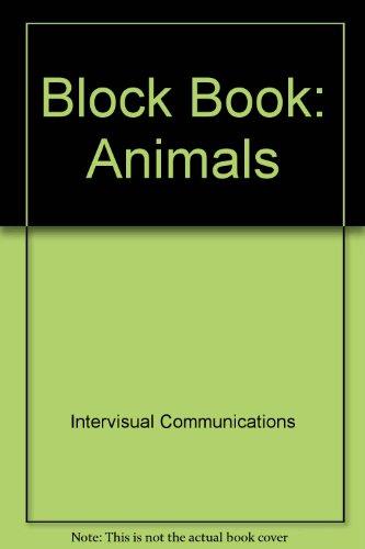 Block Book: Animals: 2: Intervisual Communications
