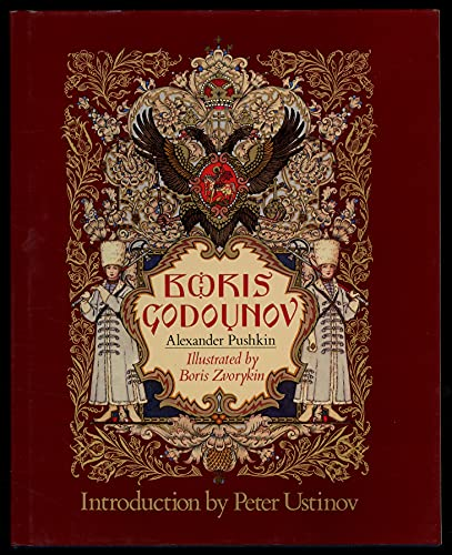 9780670181988: Boris Godounov (A Studio Book) (English and Russian Edition)