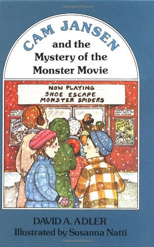 9780670200351: Cam Jansen: The Mystery of the Monster Movie #8