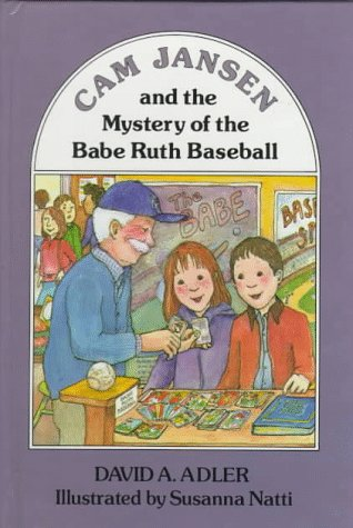 9780670200375: CAM Jansen and the Mystery of the Babe Ruth Baseball (A Cam Jansen adventure)