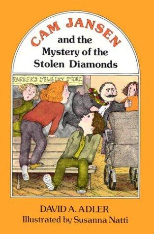 9780670200399: CAM Jansen: The Mystery of the Stolen Diamonds #1