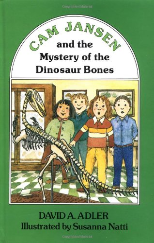 9780670200405: CAM Jansen and the Mystery of the Dinosaur Bones (Cam Jansen Adventure Series)