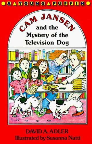 9780670200429: CAM Jansen: The Mystery of the Television Dog #4