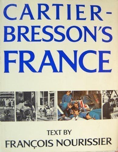 Cartier-Bresson's France: Nourissier, Francois