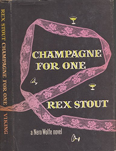 9780670211432: Champagne For One