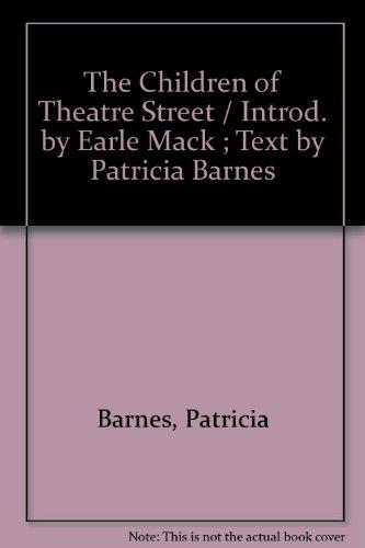 The Children of Theatre Street: Patricia Barnes