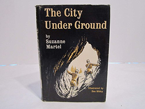 9780670224722: City under Ground: 2
