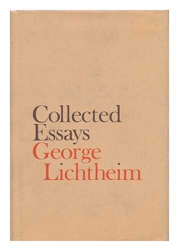 9780670227549: Collected Essays