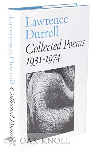 Collected Poems, 1931-1974: Durrell, Lawrence