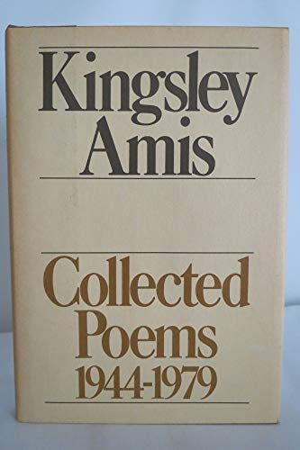 9780670229109: He Collected Poems Of Kingsley Amis
