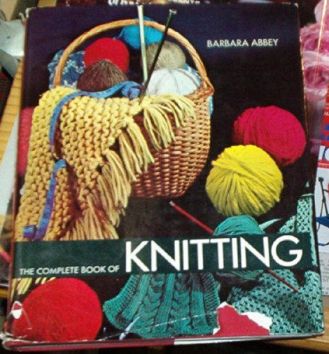 9780670233991: The Complete Book of Knitting