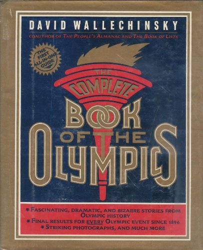 9780670234035: The Complete Book of the Olympics