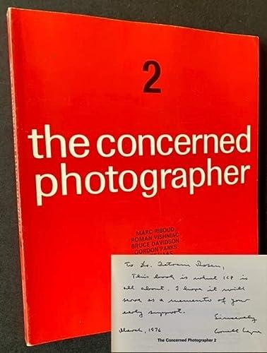 The Concerned Photographer 2 - The Photographs of Marc Riboud, Dr. Roman Vishniac, Bruce Davidson, ...