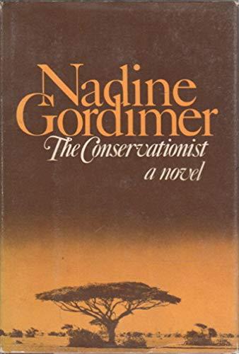 The Conservationist.: Gordimer, Nadine