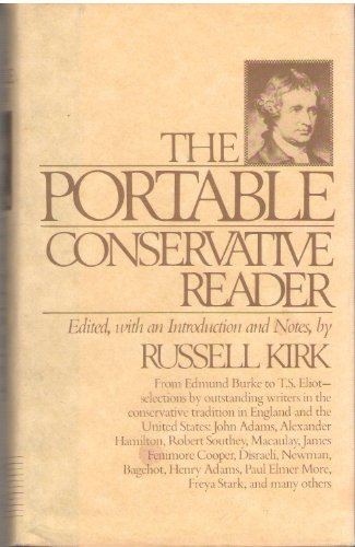 The Portable Conservative Reader: Various