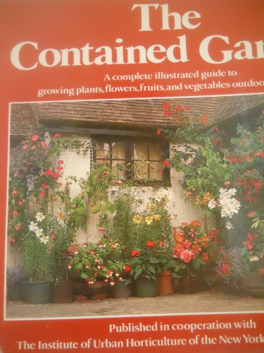 9780670239610: The Contained Garden