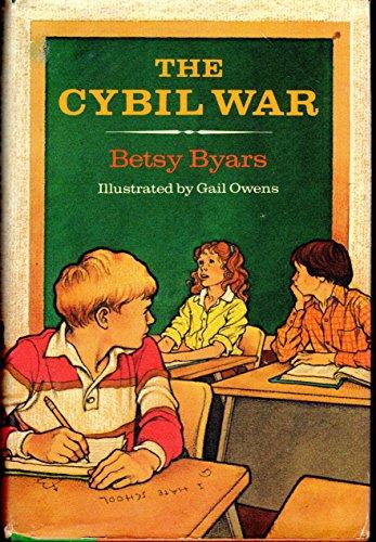The Cybil War (0670252484) by Betsy Byars; Gail Owens