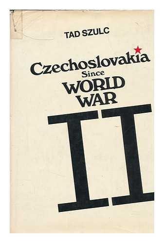 Czechoslovakia Since World War II: Szulc, Tad