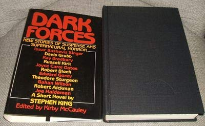 9780670256532: Dark Forces: New Stories of Suspense and Supernatural Horror