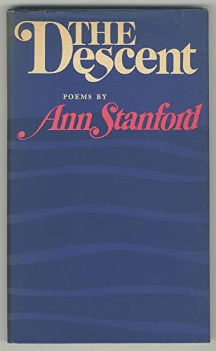 THE DESCENT: STANFORD, Ann
