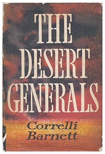 9780670267484: The Desert Generals