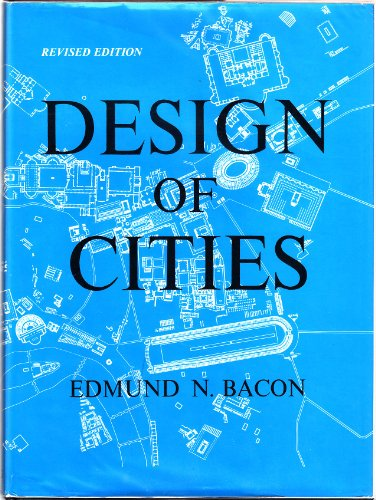 9780670268627: Design of Cities, Revised Edition (A Studio Book)