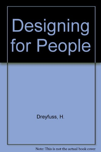 9780670269044: Designing for People [Paperback] by Dreyfuss, H.