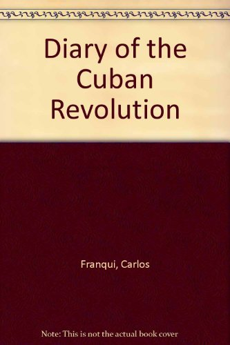 9780670272136: Diary of the Cuban Revolution