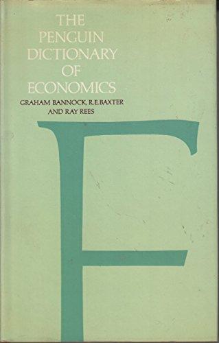 9780670272242: Dictionary of Economics