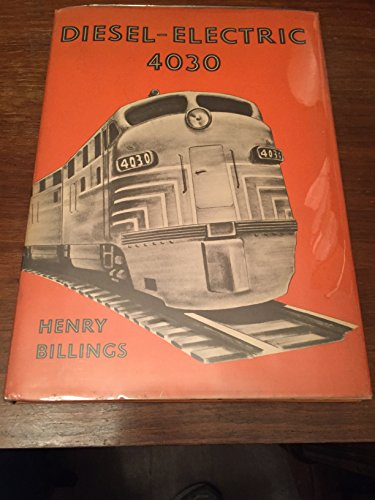 9780670272297: Diesel-Electric 4030 (1st Edition)